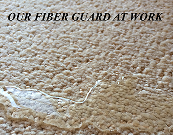 Protect your carpet from spills